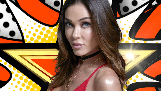 Celebrity Big Brother 2017: All Stars and New Stars housemate Jasmine Waltz