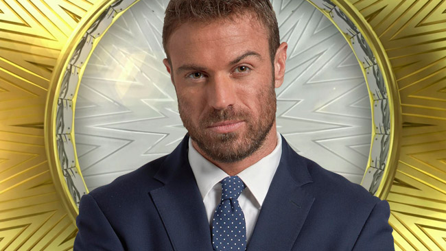 Celebrity Big Brother 20 housemate Chad Johnson
