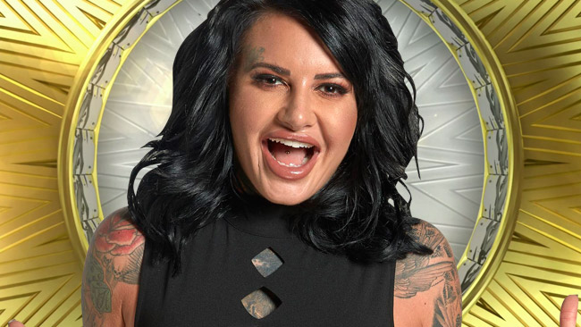Celebrity Big Brother 20 housemate Jemma Lucy