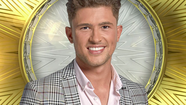 Celebrity Big Brother 20 housemate Jordan Davies