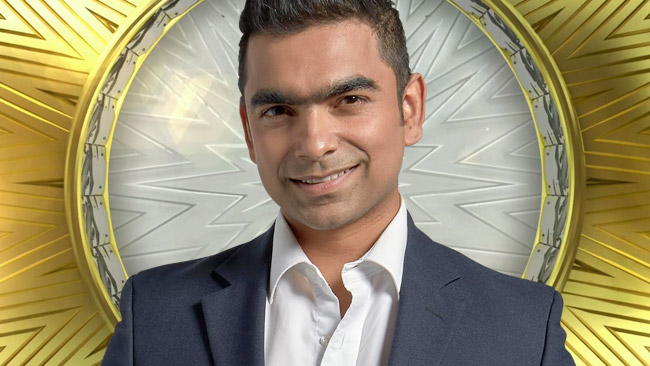Celebrity Big Brother 20 housemate Karthik Nagesan