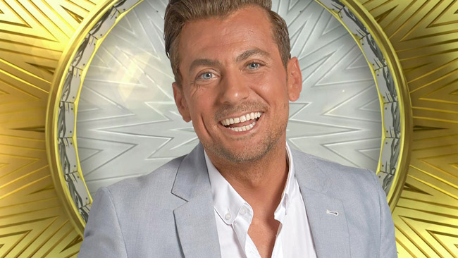 Celebrity Big Brother 20 housemate Paul Danan