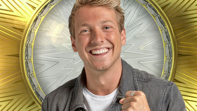 Celebrity Big Brother 20 housemate Sam Thompson