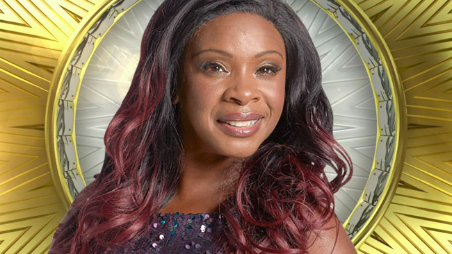 Celebrity Big Brother 20 housemate Sandi Bogle