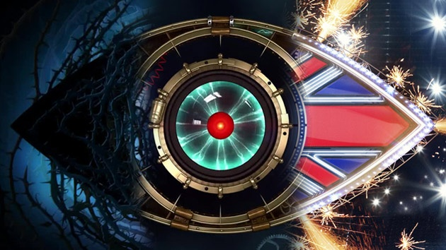 Big Brother and Celebrity Big Brother eye logos 2015