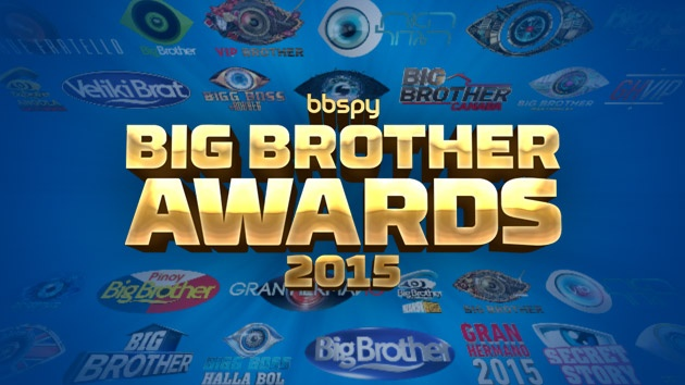 bbspy Big Brother Awards 2015 - Nominations