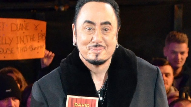 Celebrity Big Brother 2016 launch show - David Gest