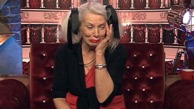 Celebrity Big Brother 2016 - Angie Bowie reacts after finding out about David Bowie's death