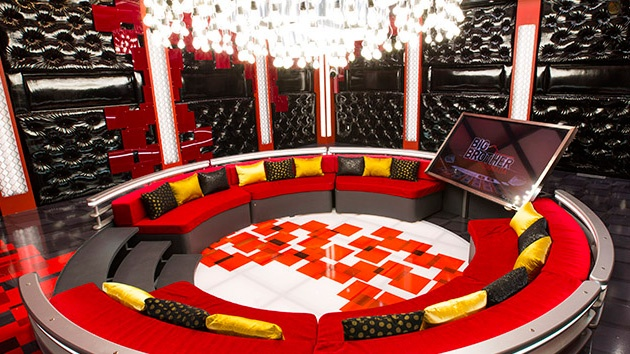 Big Brother Canada 4 house - High Roller Room