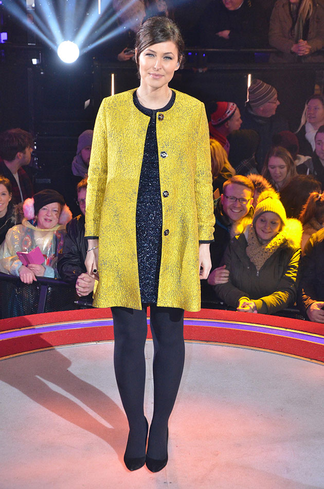 Celebrity Big Brother 2016 final - Emma Willis