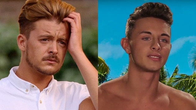 Rumoured Big Brother 2016 housemates Ryan Ruckledge and Connor Hunter
