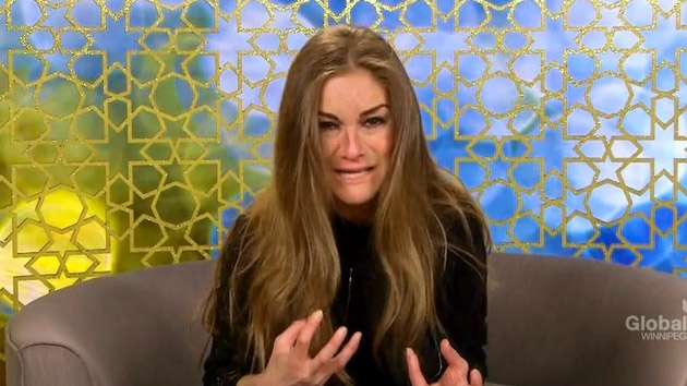 Big Brother Canada 4 - Nikki Grahame has a meltdown after being put on slop