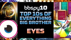 bbspy's Top 10 Big Brother eye logos
