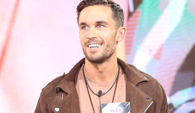 Big Brother 2016 live launch show - Alex Cannon