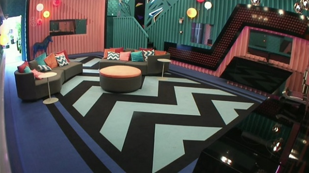 Big Brother 2016 - The Other House living area