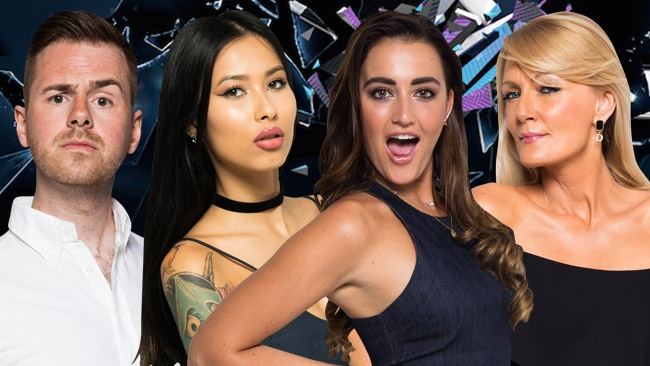 Big Brother 2016: week four nominations - Andy West, Evelyn Ellis, Georgina Leigh Cantwell, Jayne Connery