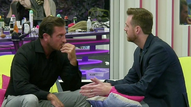 Big Brother 2016 - Andy West supports Jason Burrill in Annihilation controversy