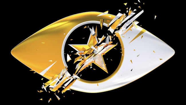 Celebrity Big Brother summer 2016 - new gold and white eye logo