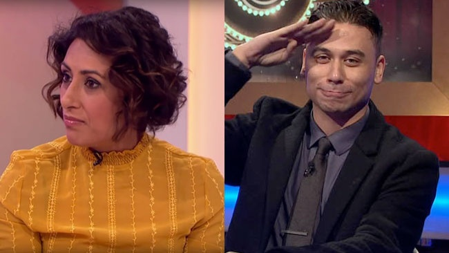 saira khan ricky norwood in new rumoured celeb bb line up