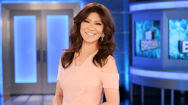 Big Brother USA presenter Julie Chen