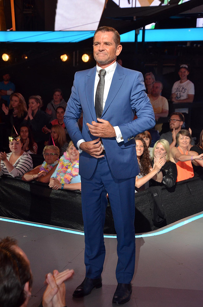 Celebrity Big Brother summer 2016 - Grant Bovey first evicted