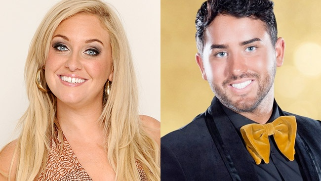 Big Brother stars Josie Gibson and Hughie Maughan