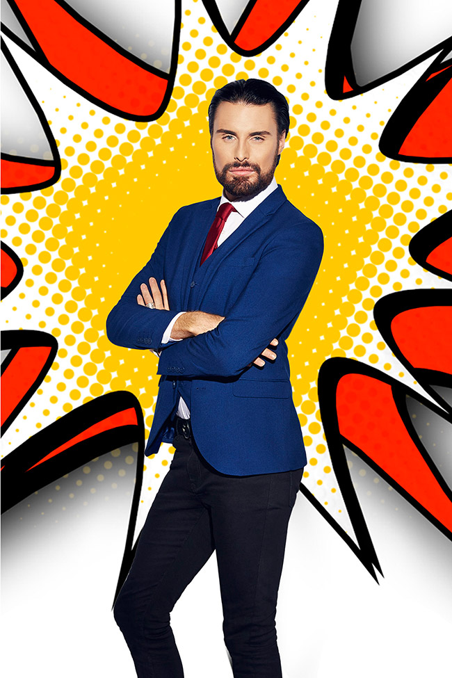 Celebrity Big Brother 2017 All Stars/New Stars - Rylan Clark-Neal
