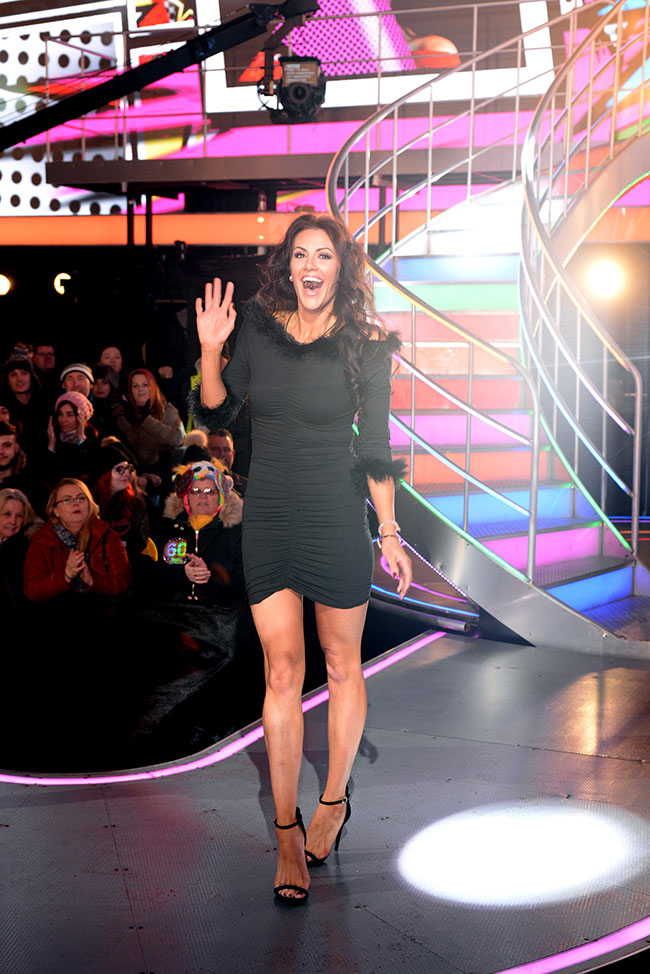 Celebrity Big Brother 2017 All Stars/New Stars - Jessica Cunningham seventh evicted