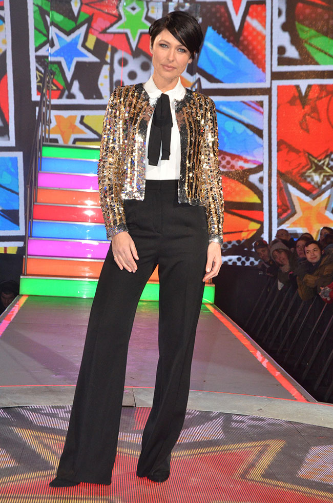 Celebrity Big Brother 2017 All Stars and New Stars launch night - Emma Willis