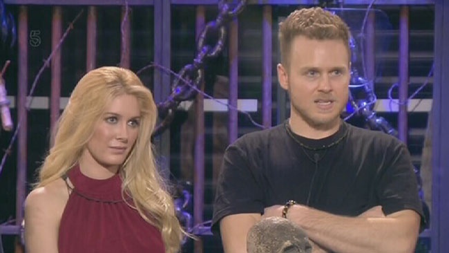 Celebrity Big Brother 2017 All Stars/New Stars - Heidi Montag and Spencer Pratt in Hell