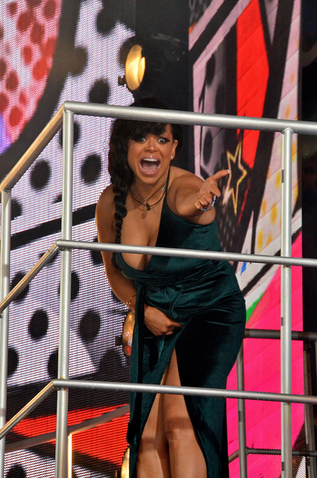 Celebrity Big Brother 2017 All Stars/New Stars - Stacy Francis sixth evicted