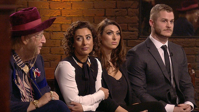 Celebrity Big Brother 2017 All Stars/New Stars - John McCririck, Saira Khan, Luisa Zissman, Austin Armacost appear as special guest witnesses at housemates trial