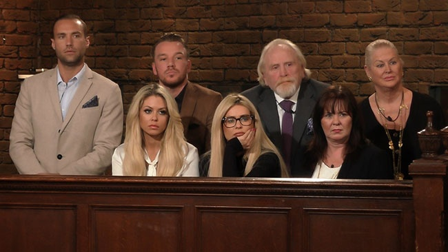 Celebrity Big Brother 2017 All Stars/New Stars - special guest Judge Vanessa Feltz puts housemates on trial