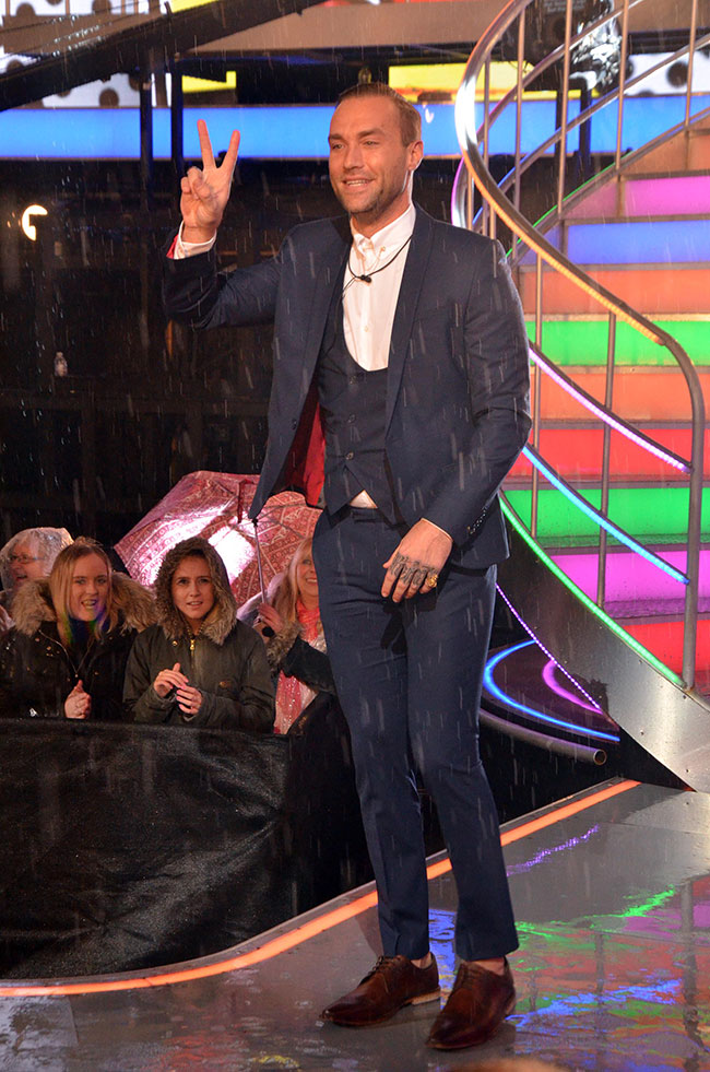 Celebrity Big Brother 2017 All Stars/New Stars - Calum Best tenth evicted