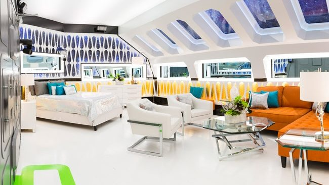 Big Brother Canada 5 'Odyssey' house - Head of Household suite
