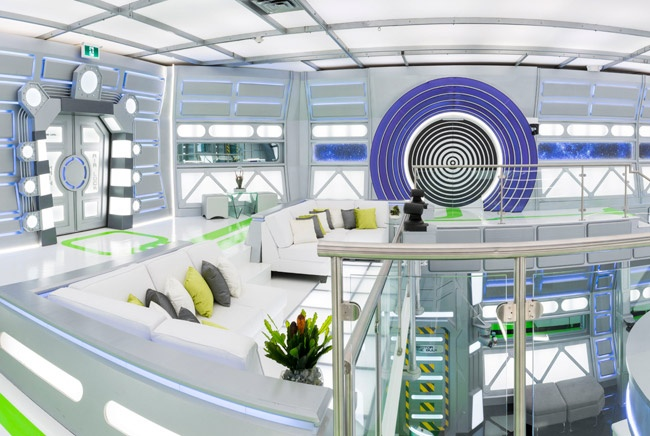 Big Brother Canada 5 'Odyssey' house - upstairs