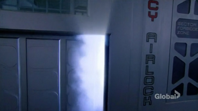 Big Brother Canada 5 BBCAN5 premiere - 'Emergency Airlock' reveals hidden secret in the Odyssey spaceship house