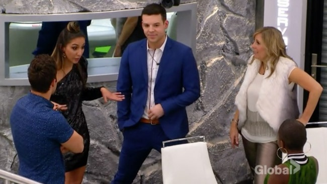 Big Brother Canada 5 BBCAN5 premiere - Neda Kalantar greets the houseguests