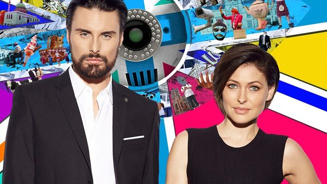 Big Brother 2017 presenters - Emma Willis and Rylan Clark-Neal