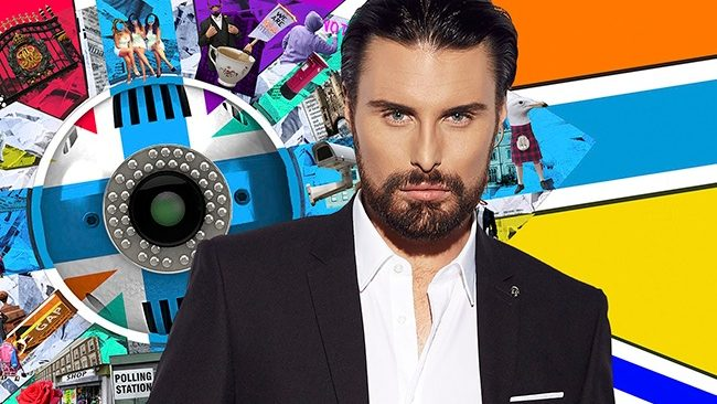 Big Brother 2017 presenters - Rylan Clark-Neal