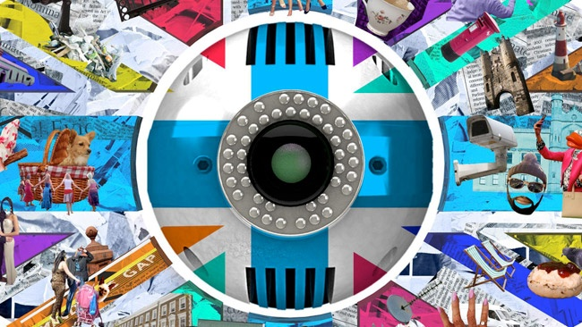 Big Brother 2017 eye logo