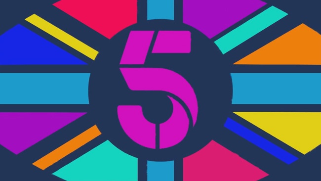 Channel 5 logo - Big Brother 2017
