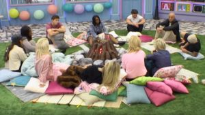Big Brother 2017 housemates