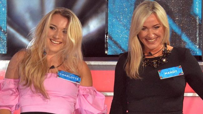 Big Brother 2017 live launch - Charlotte Keys and Mandy Longworth
