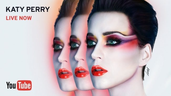 Katy Perry Witness World Wide live stream