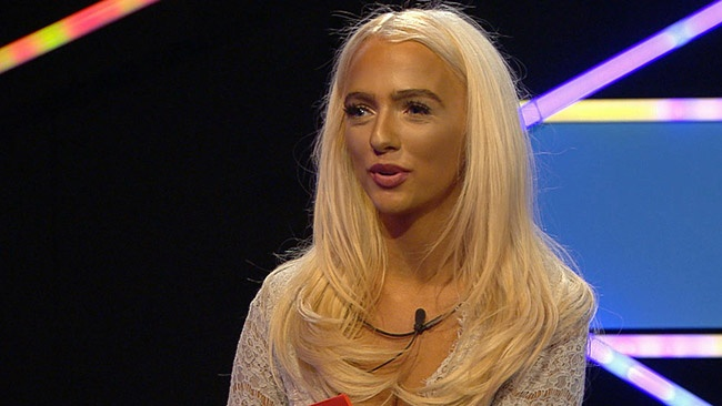 Big Brother 2017 - new housemate Isabelle Warburton