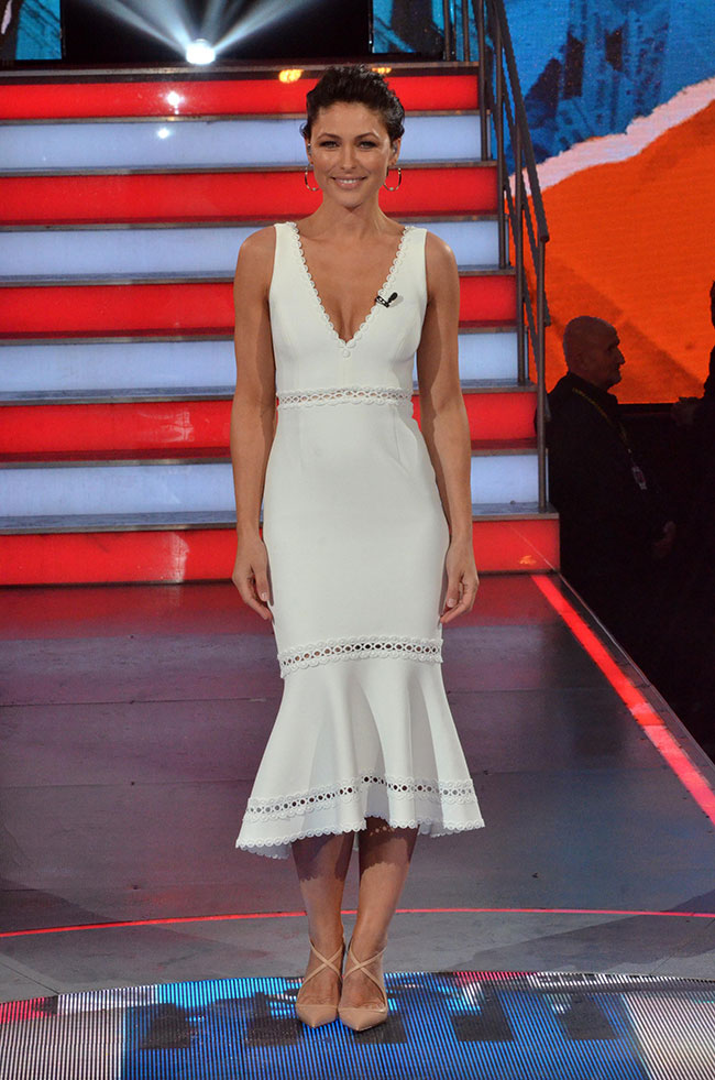 Big Brother 2017 live launch - Emma Willis