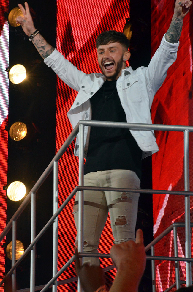 Big Brother 2017 final - Tom Barber finishes in fourth place