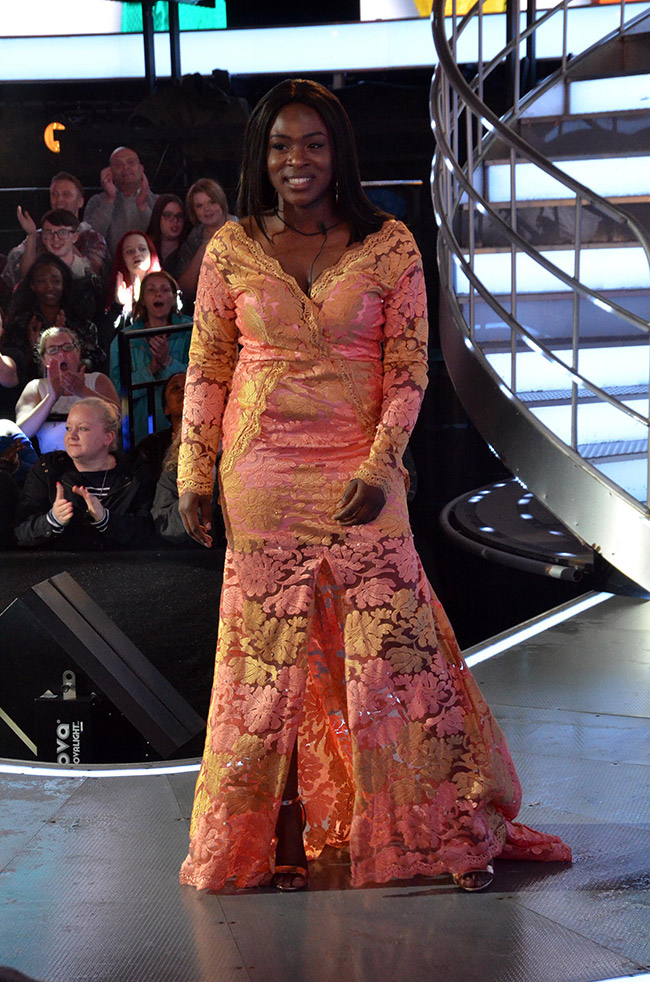 Big Brother 2017 final - Deborah Agboola finishes in third place