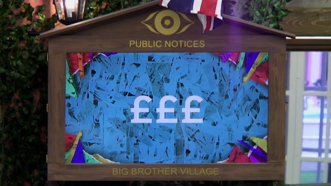 Big Brother 2017 - Housemates get chance to win prize money in The Steal twist